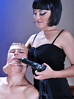 StraponPower :: Jessica&Gabriel naughty strapon domination