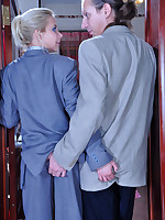 StraponPower :: Virginia&Horatio naughty strapon humiliations
