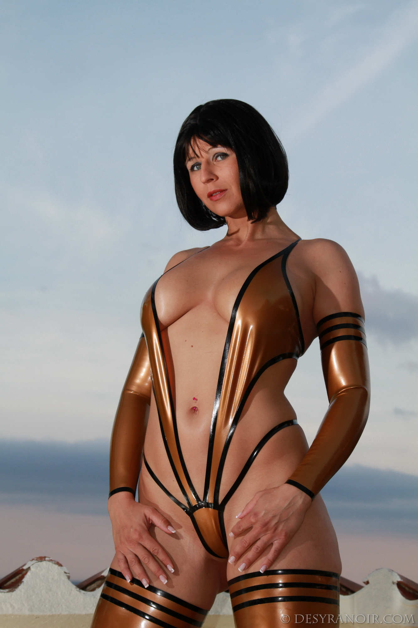 Best latex clothing